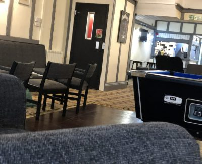 Bar with pool table in Morecambe